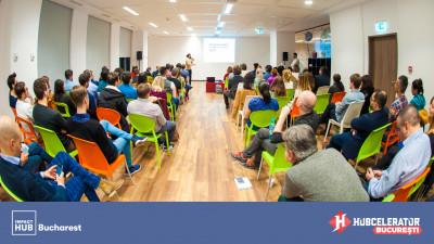 16 startup-uri și-au validat modelul de business în cadrul programului de accelerare de afaceri Hubcelerator