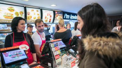 Un nou an de McHappy Day pentru Fundația pentru Copii Ronald McDonald