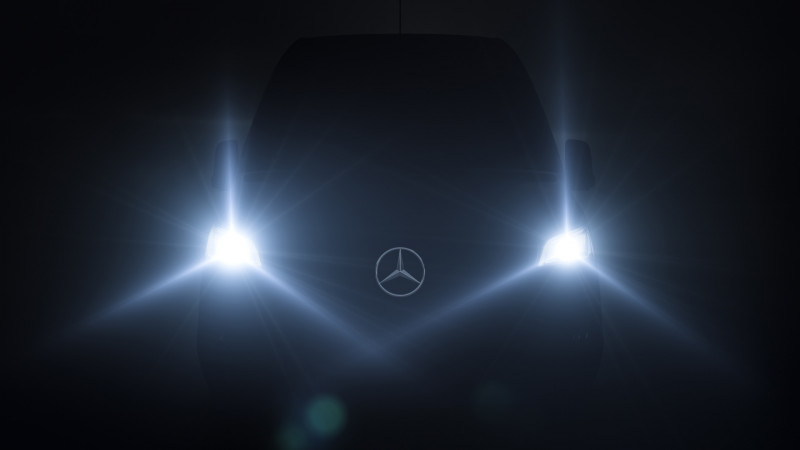 Mercedes-Benz Sprinter, reinventat – Standardul segmentului, la a treia generație