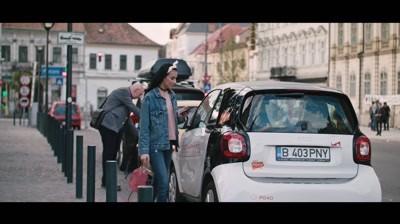 GetPony - Pony Car Sharing salveaza situatia 4k