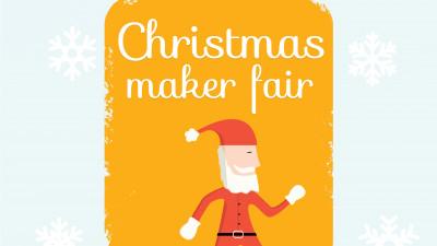 Christmas Maker Fair va avea loc între 15 și 17 decembrie la Industria Bumbacului