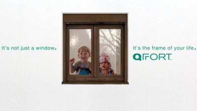 [Shortlist @ Premiile FIBRA] What Is A Window? / QFORT / Next Advertising