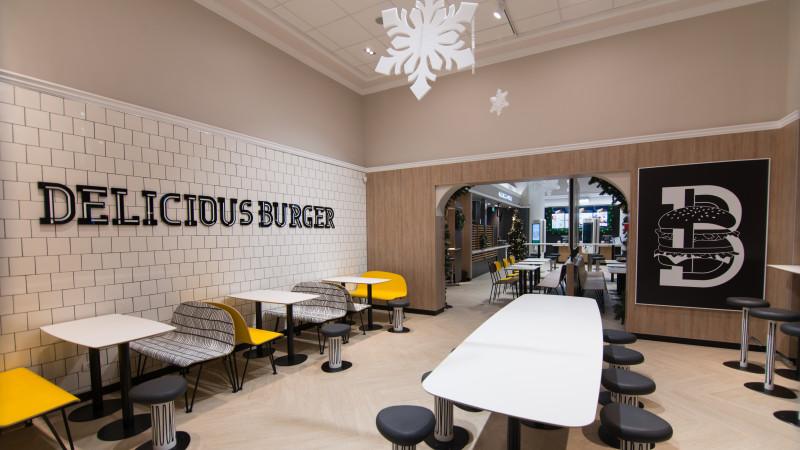 Șase restaurante McDonald's au o nouă personalitate în 2017