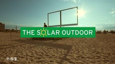 [Shortlist @ Premiile FIBRA] Solar OOH / Golden Brau / Geometry Global Bucharest