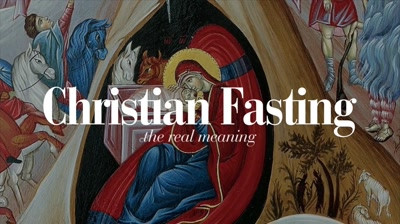 [Shortlist @ Premiile FIBRA] The Meaning of Christian Fasting / Hope & Homes for Children Romania / Cohn & Jansen JWT