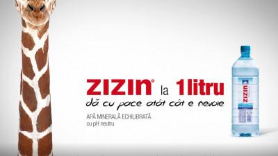 [Shortlist @ Premiile FIBRA] Zizin 1 liter / Zizin / MullenLowe Romania