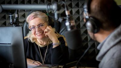 "Intre radio, ""Casablanca"" si #rezist, cu Irina Margareta Nistor"