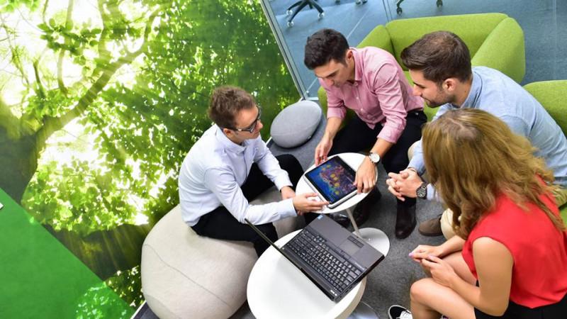 Tehnologia este viitorul employer branding-ului: cv30 și Microsoft
