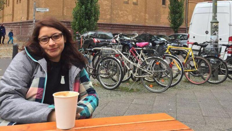 """[Bibliografii personale] Luiza Vasiliu: """"Probabil că e cea mai mare tristețe a vieții de adult cu job: citesc puțin și mă prostesc"""""""