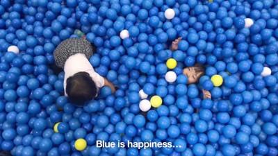 Dați jos supărările de pe albastru