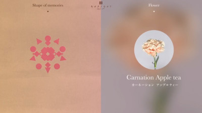 Specii noi de flori artificiale cu miros din amintiri