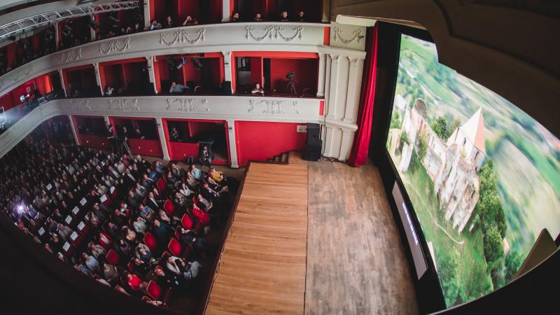 Astra Film Festival 2018, sub Înaltul Patronaj al Președintelui României