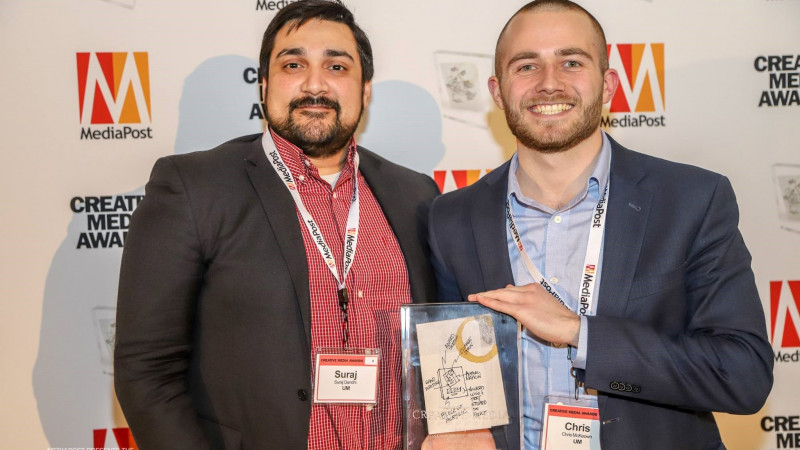 UM România este singura agenție românească premiată la New York, la Creative Media Awards