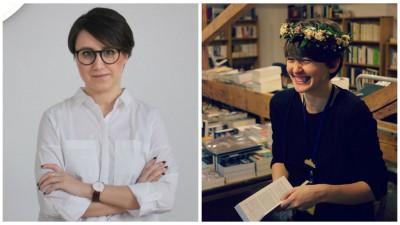 [Bibliografii personale] Adina Toader și Dona Teșcovschi, despre capricii, apucături de lectură și shopping impulsiv