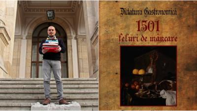 [Gustul pasiunii] Cosmin Dragomir (Gastro Art) adună file din trecutul gastronomiei românești