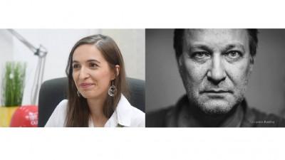 Intersecțiile de Miercuri: Invitații Florin Iaru și Cristina Tunegaru, despre locul poeziei lui Mihai Eminescu în 2018