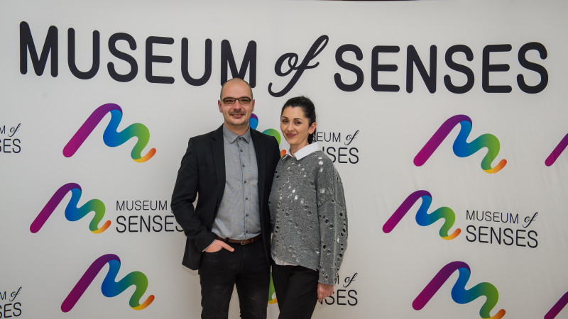 Muzeul din mall cu iluzii optice