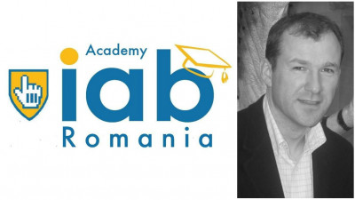 IAB Academy Romania, 22 - 23 februarie. Steve Thompson - Trainer, Content Marketing & Introduction to Attribution