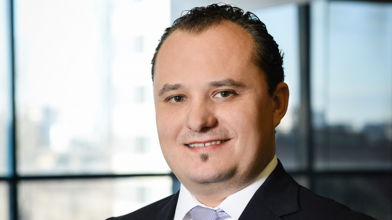 Garanti Bank îl numește pe Iuliu Mureșan în funcția de Director General Adjunct