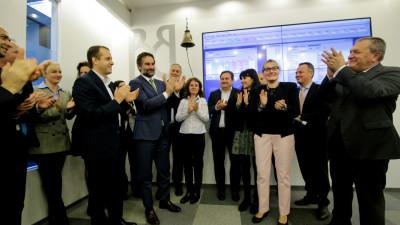 Golin a comunicat listarea primului operator din domeniul food service pe Bursa de Valori București – Sphera Franchise Group