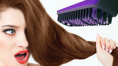 iRonArc revolution - Perie profesională pentru îndreptarea părului, chiar la tine acasă