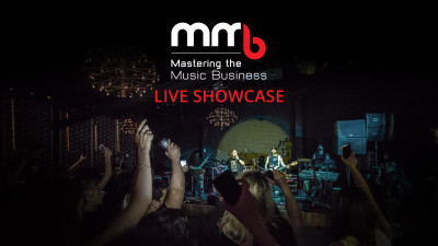 MMB Live Showcase 2018 - înscrieri