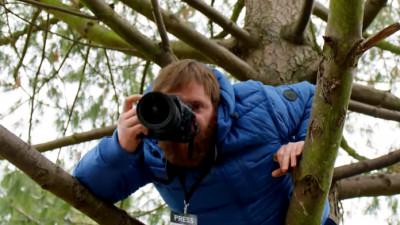 Aventurile neobișnuite ale unui paparazzo miop