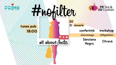 No filter: All about Insta, cu Sânziana Negru și Cristian Șimonca (aka Otravă)
