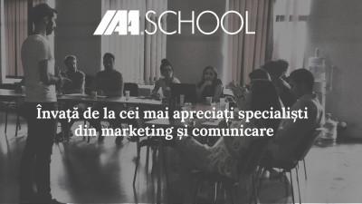 Școala IAA își schimbă straiele și vă invită la o nouă sesiune de cursuri