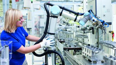 Cobotware devine integrator Universal Robots și oferă soluții de robotizare de ultimă generație pentru companii