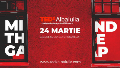 Primii speakeri confirmați la TEDxAlbaIulia - Mind the gap