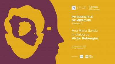 Victor Rebengiuc este invitatul special al Intersecțiilor de Miercuri, la Rezidența BRD Scena9