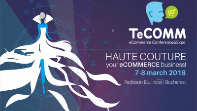 TeCOMM București: 2 zile, 18 ore de conținut premium, 6 săli de conferință