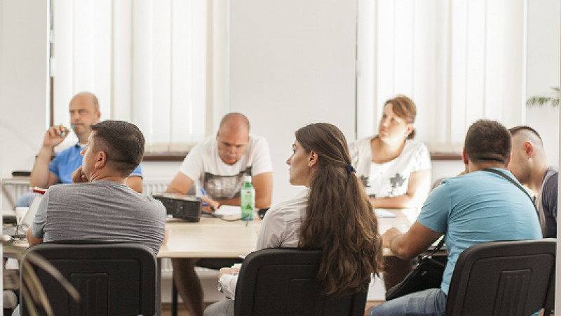 Un nou program de training pentru fermieri este lansat de Creative Business Management