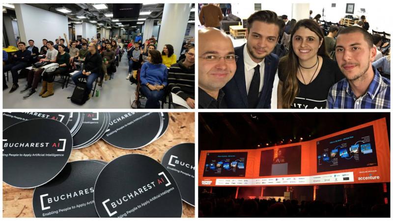Bucharest AI, loc de dezbateri nesuperficiale despre inteligenta artificiala