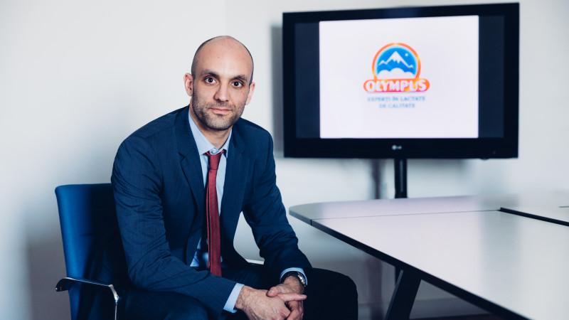 [La raftul de lactate] Athanasios Giannousis (Olympus România): Consumatorul român este mult mai orientat spre o alimentație sănătoasă, bazată pe echilibru