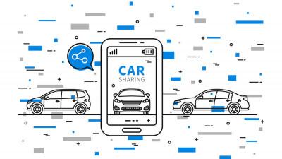 Studiu: Serviciile de car sharing ar reduce traficul, în București și în orașele mari, cu 25%