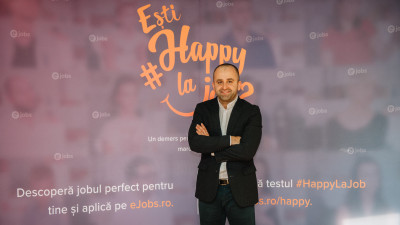 Bogdan Badea este noul CEO al eJobs România