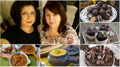 [Gustul pasiunii] Loredana Carp și Liana Filipaș (Bucătăresele Vesele): Românii au început să fie selectivi. Din ce în ce mai mulți sunt atenți la ingrediente și la modul de preparare