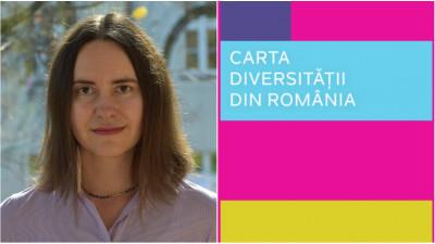 Dana Oancea, despre Carta Diversitatii din Romania: Managementul diversitatii este inca un concept cu aplicabilitate relativ recenta in tarile Europei Centrale si de Est