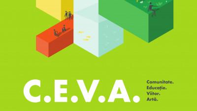 C.E.V.A - Comunitate, Educație, Viitor, Artă