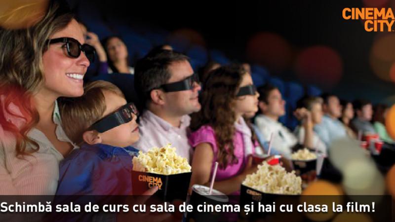 Educaţie prin distracţie, la cinema. Documentare inedite pentru copii, disponibile în format IMAX