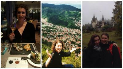 """[Vizitatori de Romania] Ruta Buciunaite (McCann Romania): """"Venirea mea în România a fost neașteptată, dar o coincidență fericită"""""""