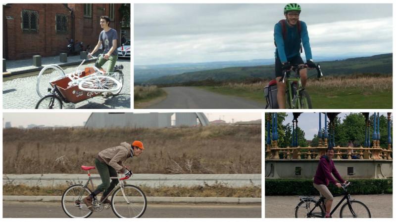 """Cosmin Popan, doctor în biciclete: """"Bicicleta nu reprezintă o normalitate. Ea este în continuare a ecologiștilor, a sportivilor îmbrăcați în lycra, a celor săraci chiar"""""""