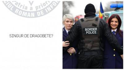 De #dragobete. Cum se iubește în SRI sau la Poliția de frontieră