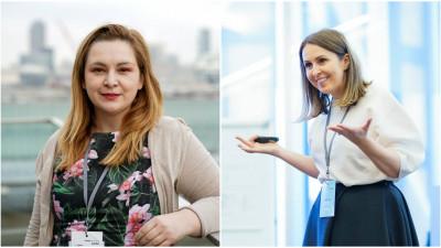 Un antreprenor și un expert în comunicare, la Future Communicators Accelerator Londra