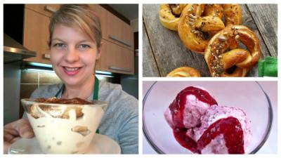 """[Gustul pasiunii] Hai să gătim cu Amalia Oanţă. """"Gătesc pentru familie, nu pentru blog, şi asta se vede în toate reţetele mele"""""""