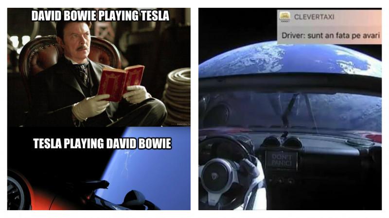 Oamenii zilei de ieri: Amalia Enache si Elon Musk. Amandoi au impresia ca li se cuvine totul