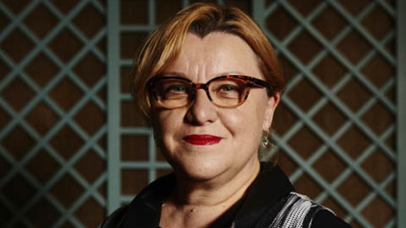 Corina Șuteu, despre Europa și rolul culturii în gândirea politică europeană, la Rezidența BRD Scena9