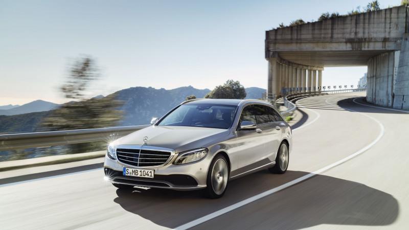 Noile Mercedes-Benz Clasa C și Clasa C T-Modell
